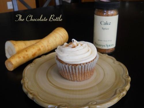 Parsnip Cupcakes | sweet stuff | Pinterest