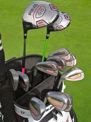 Bubba watson clubs | Golf | Pinterest Golf Clubs