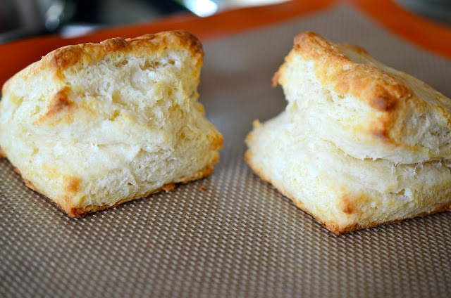 Omnivorous: Flaky Buttermilk Biscuits | Rise and shine it's breakfast ...