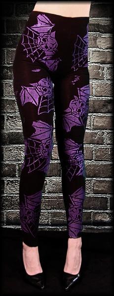 Bat & Cobwebs Pants | Just Fashion | Pinterest