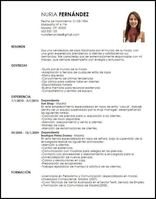 Como hacer un resume para un trabajo