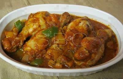Quick & Easy Chicken Cacciatore | FoOd & DrinKs | Pinterest
