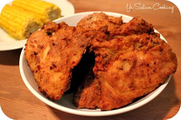 Extra Crispy Fried Chicken. | Favorite Recipes | Pinterest