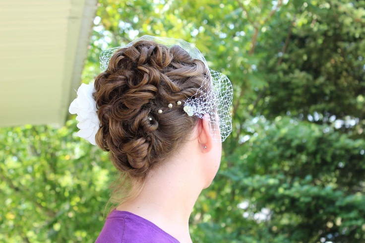 Wedding hairstyles Curls heatless ideas on how to achieve heatless