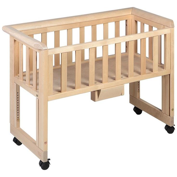 troll bedside crib instructions