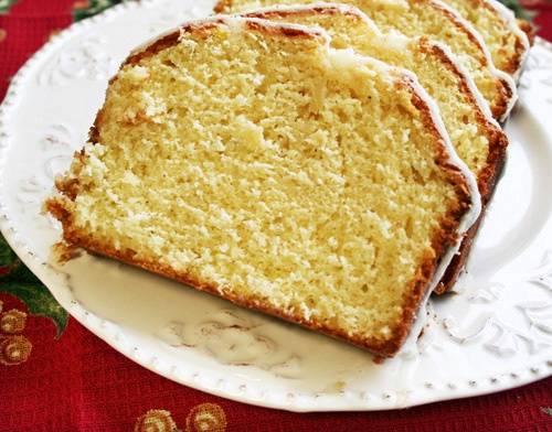Egg Nog Bread - this is actually really good!