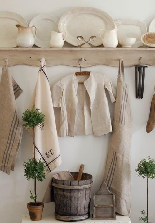 Shelve French Shabby Chic Vintage And Country Style Pinterest