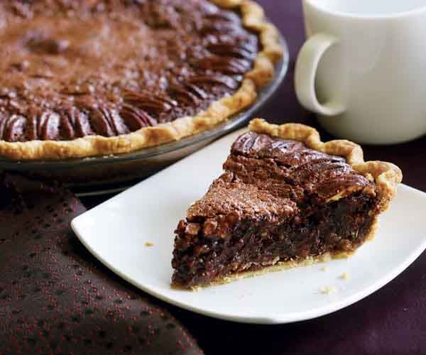 Chocolate Espresso Pecan Pie Recipe. For Thanksgiving, or maybe ...