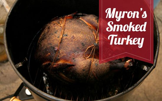 Myron's Smoked Turkey Recipe http://america.discovery.com/tv-shows/bbq-pitmasters/myron-mixon-recipes.htm