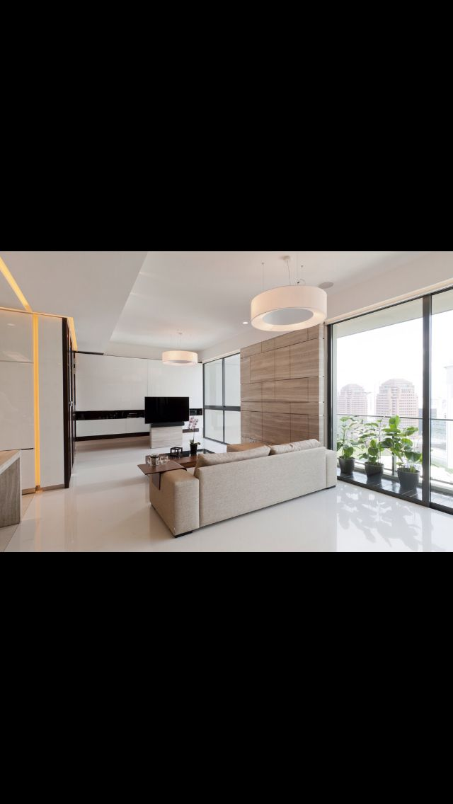Tv feature wall home decor living space pinterest for Teng yong interior design decoration