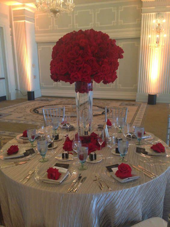 valentine 39 s day wedding tablescape wedding ideas pinterest