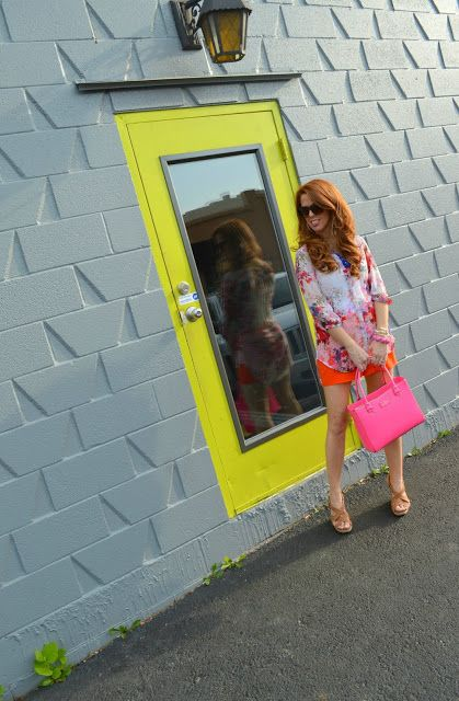 Casual Holiday Look - Jimmy Choos & Tennis Shoes