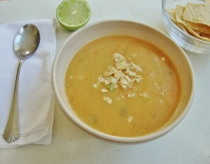 Real-Deal Tortilla Soup Recipes — Dishmaps