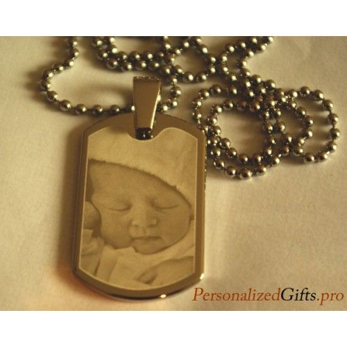 Personalised gifts engraved photo gift personalized