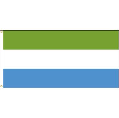 sierra leon flag