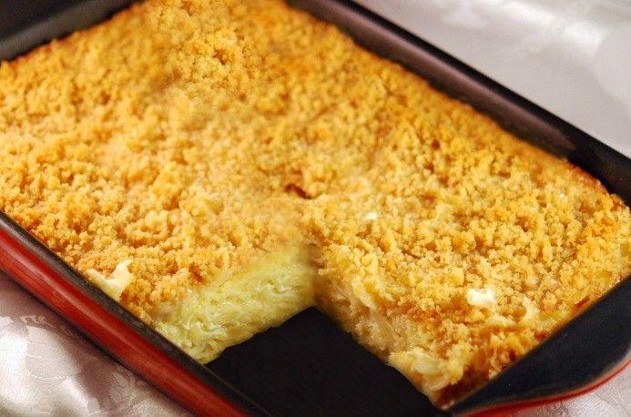 Noodle Kugel | Jewish Holidays | Pinterest