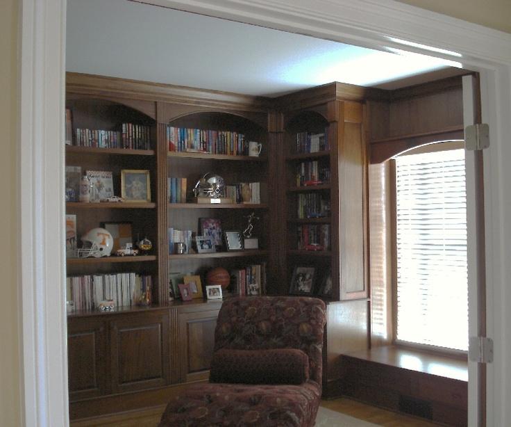 Bookshelf Window Seat 28 Images Custom Bookcase And