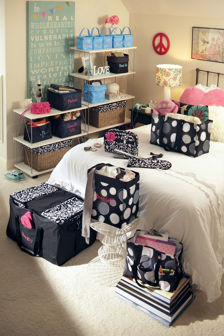 Get organized with thirty one thirty one pinterest for Bedroom organization