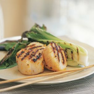 Five-Spice Grilled Scallops | Yeah Doc... about that diet...=/ | Pint ...