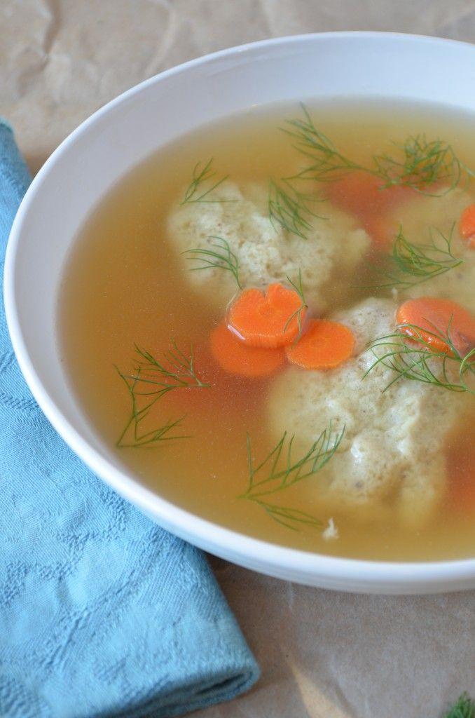 Vegetarian Matzo Ball Soup | soup, sammies, salads, & crusty breads ...