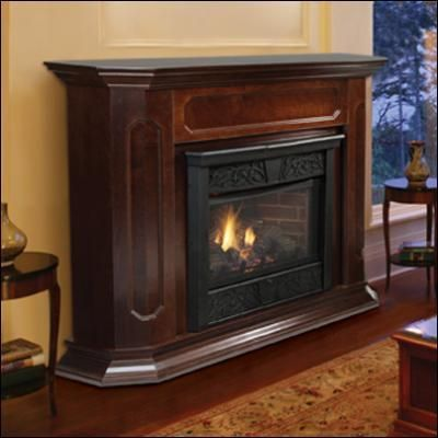 Vent Free Gas Fireplaces Monessen Cfx24nvdw Stove Natural Fireplace V