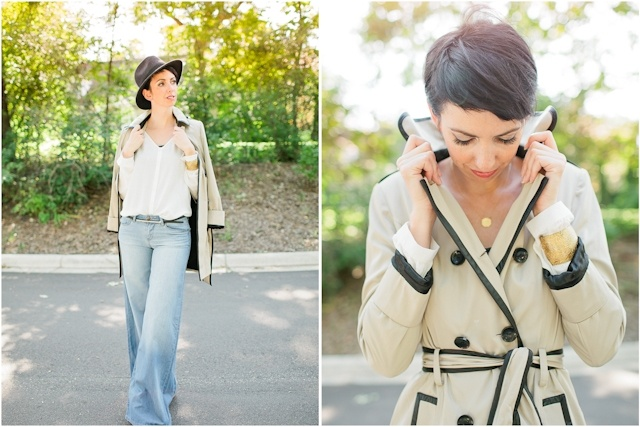 love this short haircut! // LookBook   Parc Boutique, Photos by Canary Grey