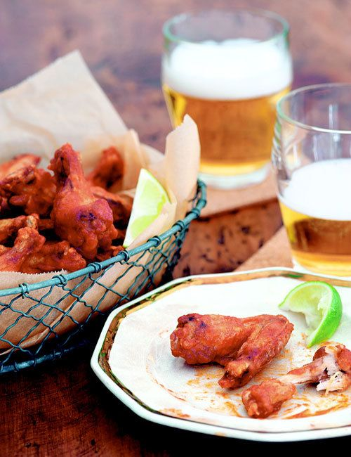 Spicy Sriracha Chicken Wings | YUMMO-CLUCK | Pinterest