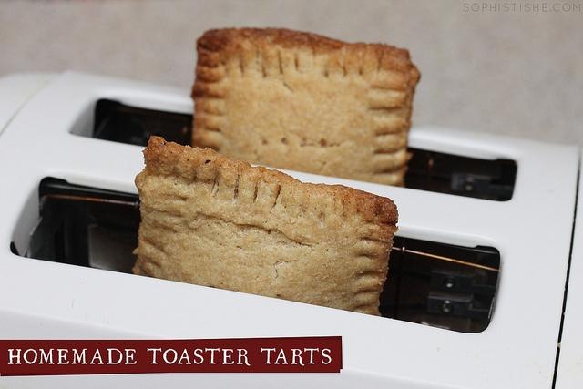 Homemade Toaster Tarts | Sweet stuff | Pinterest