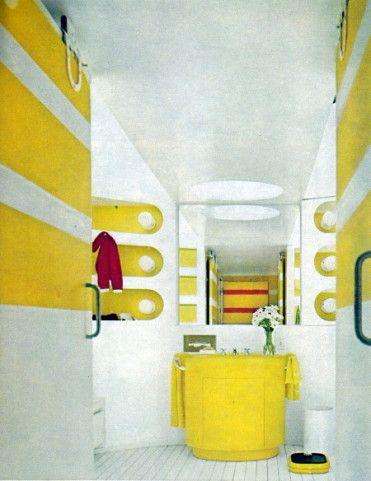 Futuristic Interiors & Furniture