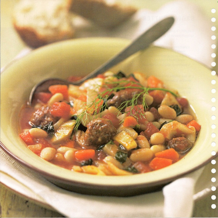 ... white bean stew with fennel. best soup EVER. love the use of #fennel