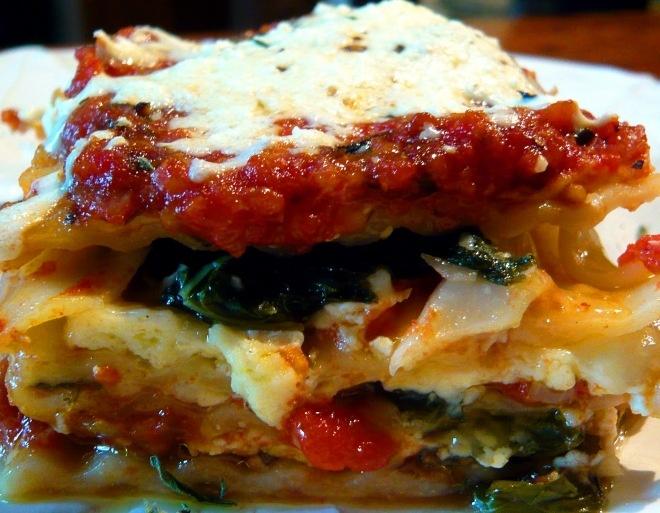 kale and arugula lasagne | pasta, lasagna, ravioli and gnocchi | Pint ...