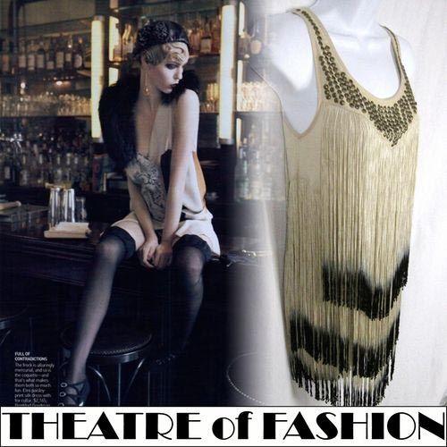 Flapper style rolling 20's   boutique   Pinterest