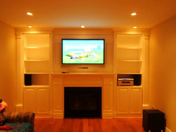 Cool Built In Wall Units For Living Room Wall Units