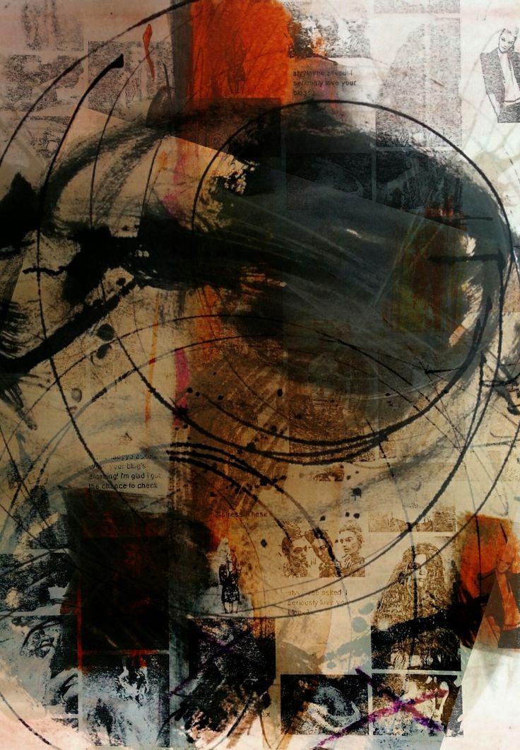 The Perfect Storm* - © 2013 Tomas Sipavicius, Mixed Media, Digital ...