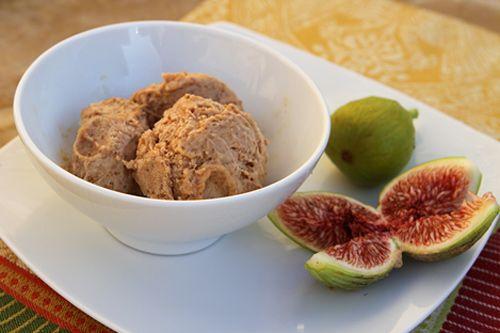 Italian Food Forever » Fresh Fig Mascarpone Gelato