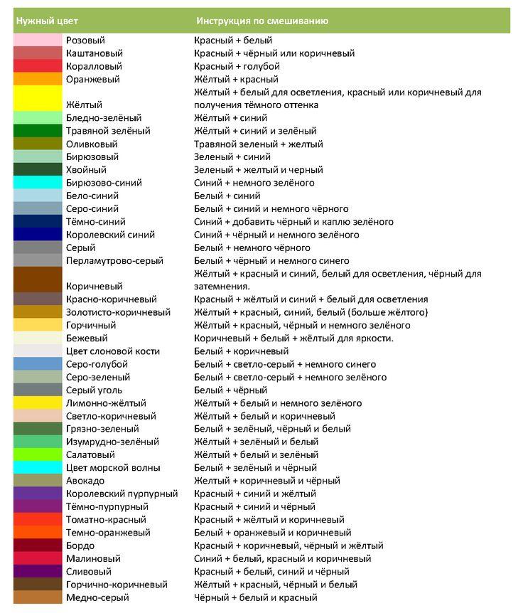 Как сделать цвет темнее 66