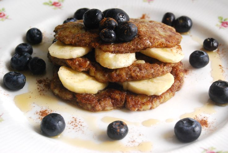 Easy banana pancakes | Recipes | Pinterest