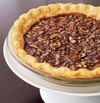 Chef Kosikowski's Maple Pecan Tart is a great seasonal recipe