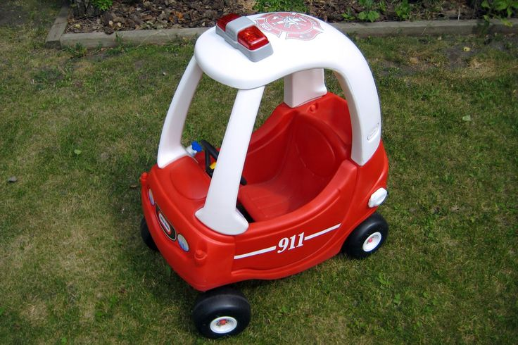 Cozy coupe fire truck things for robin pinterest