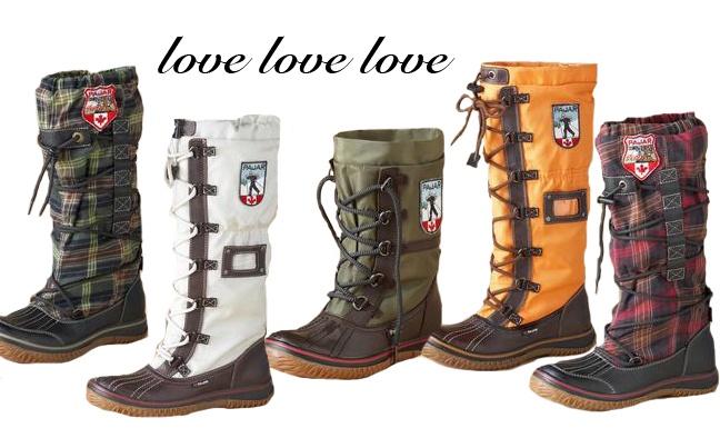 Warm Winter Boots Canada | Santa Barbara Institute for ...