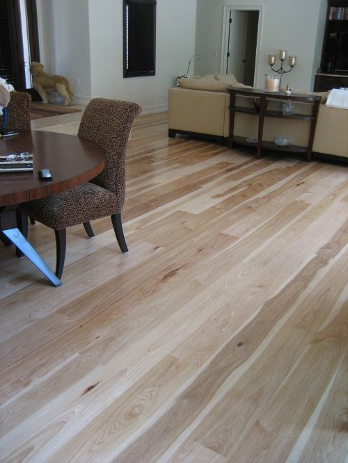 Pin by carlisle wide plank floors on home decor tips from for Wide plank wood flooring