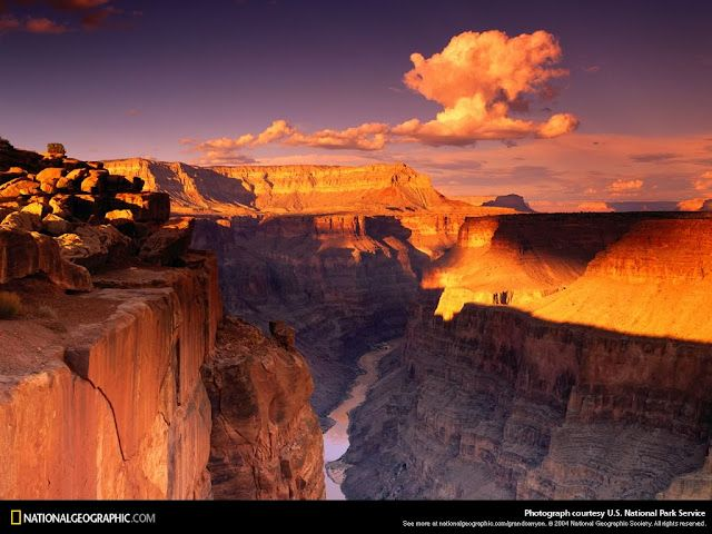 25 cool places to visit in lifetime, Grand Canyon | Cool Pictures | Cool Stuff
