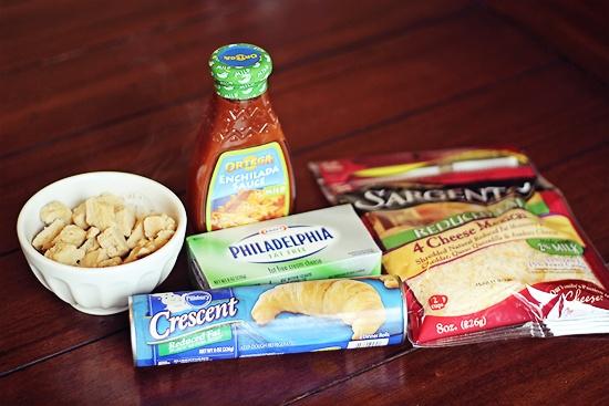 Chicken Enchilada Pockets | Eves Kitchen | Pinterest