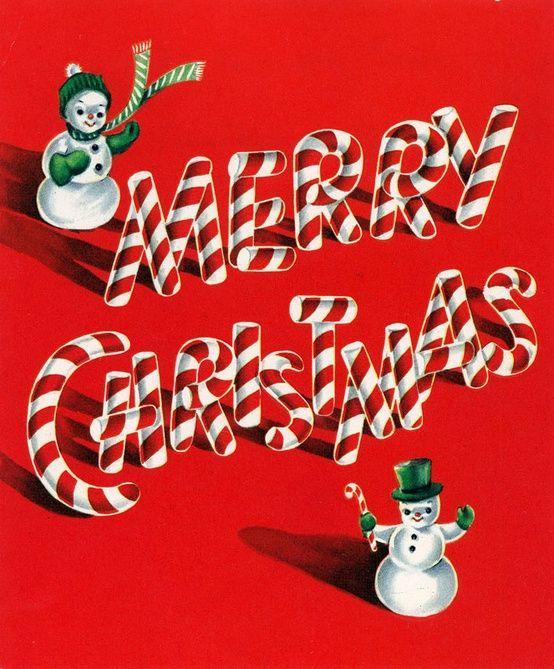 vintage   Retro Christmas Cards-Snowman   Pinterest: pinterest.com/pin/359513982725048109