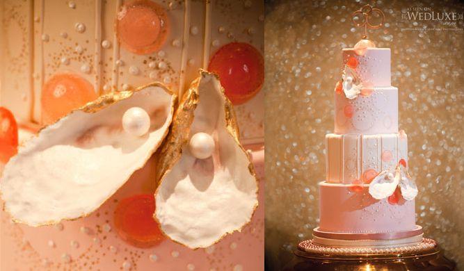 Boutique Vancouver Wedding Cakes