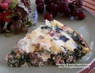 Replace with Kale. Frittata. Good way to get some veg in in the ...