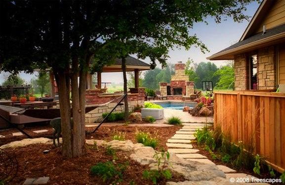 Beautiful Backyard Decks : Beautiful  Porches, Patios & Decks  Pinterest