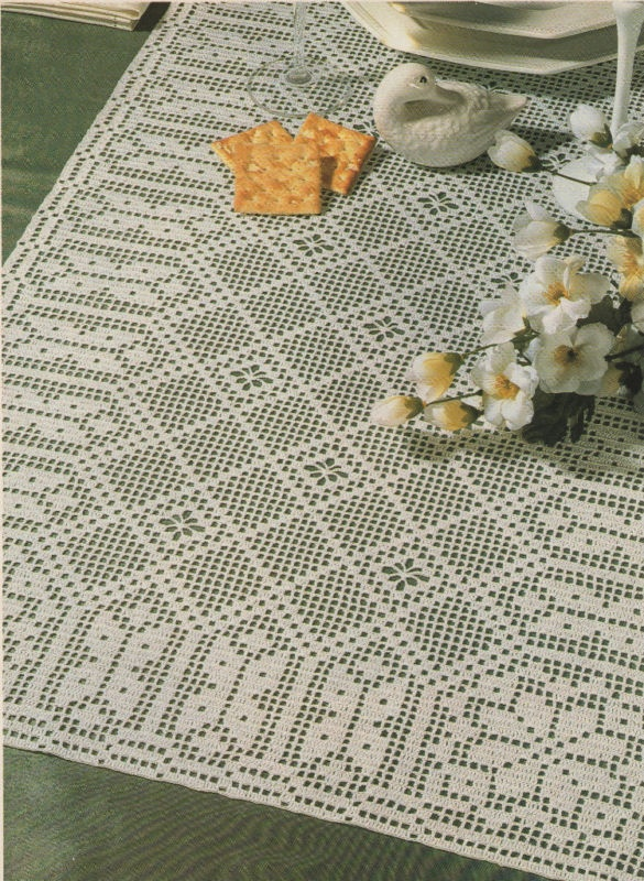 Filet crochet Filet Crochet Pinterest