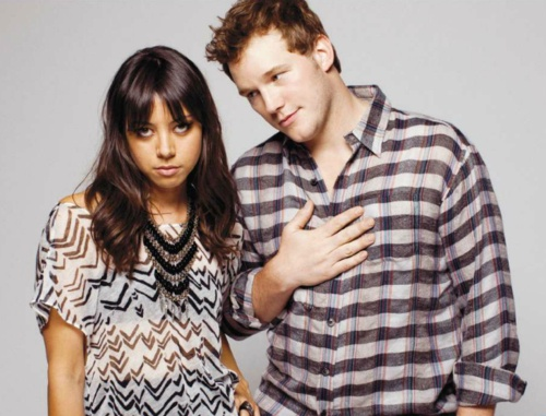 did chris pratt dating aubrey plaza Aubrey plaza gets sweet support from chris pratt at 'life after beth' premiere aubrey plaza dons a colorful dress while arriving at the sundance nextfest film festival premiere of her latest flick life after beth held at the theatre at the.