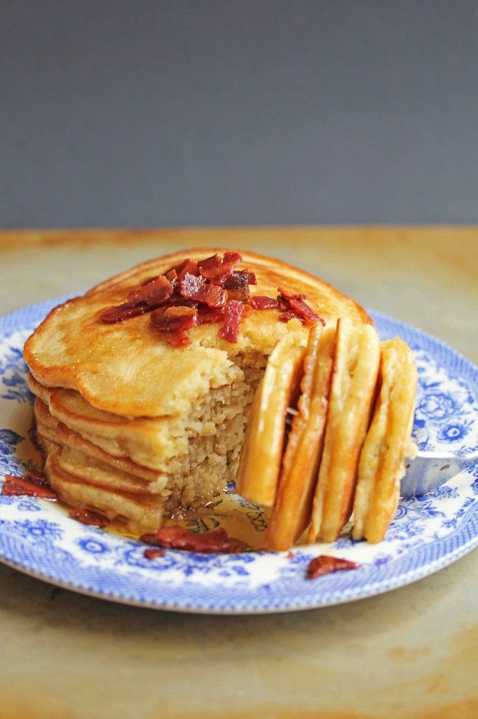 brown sugar pancakes. I just made these and they are very good. 7/13 ...